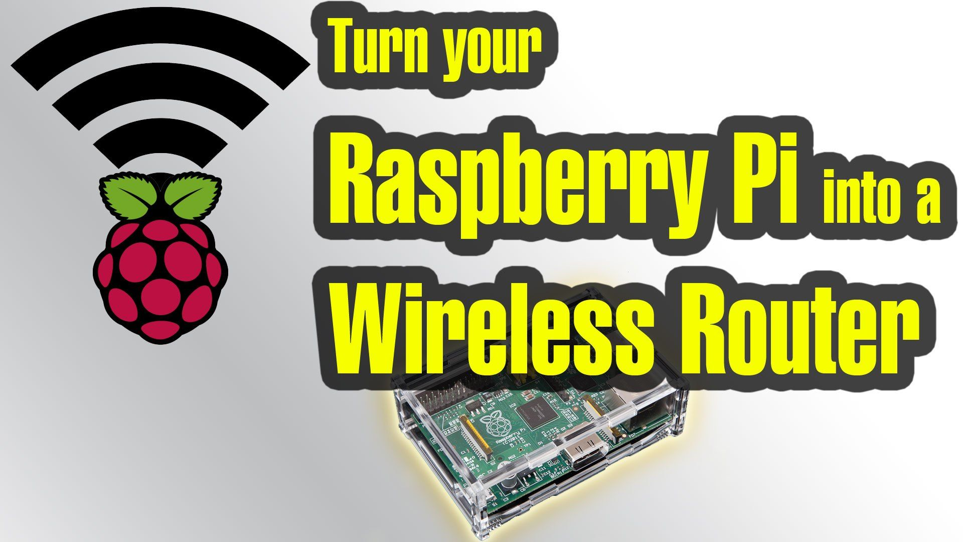 Raspberry Pi and Routing: Turning a Pi into A Router