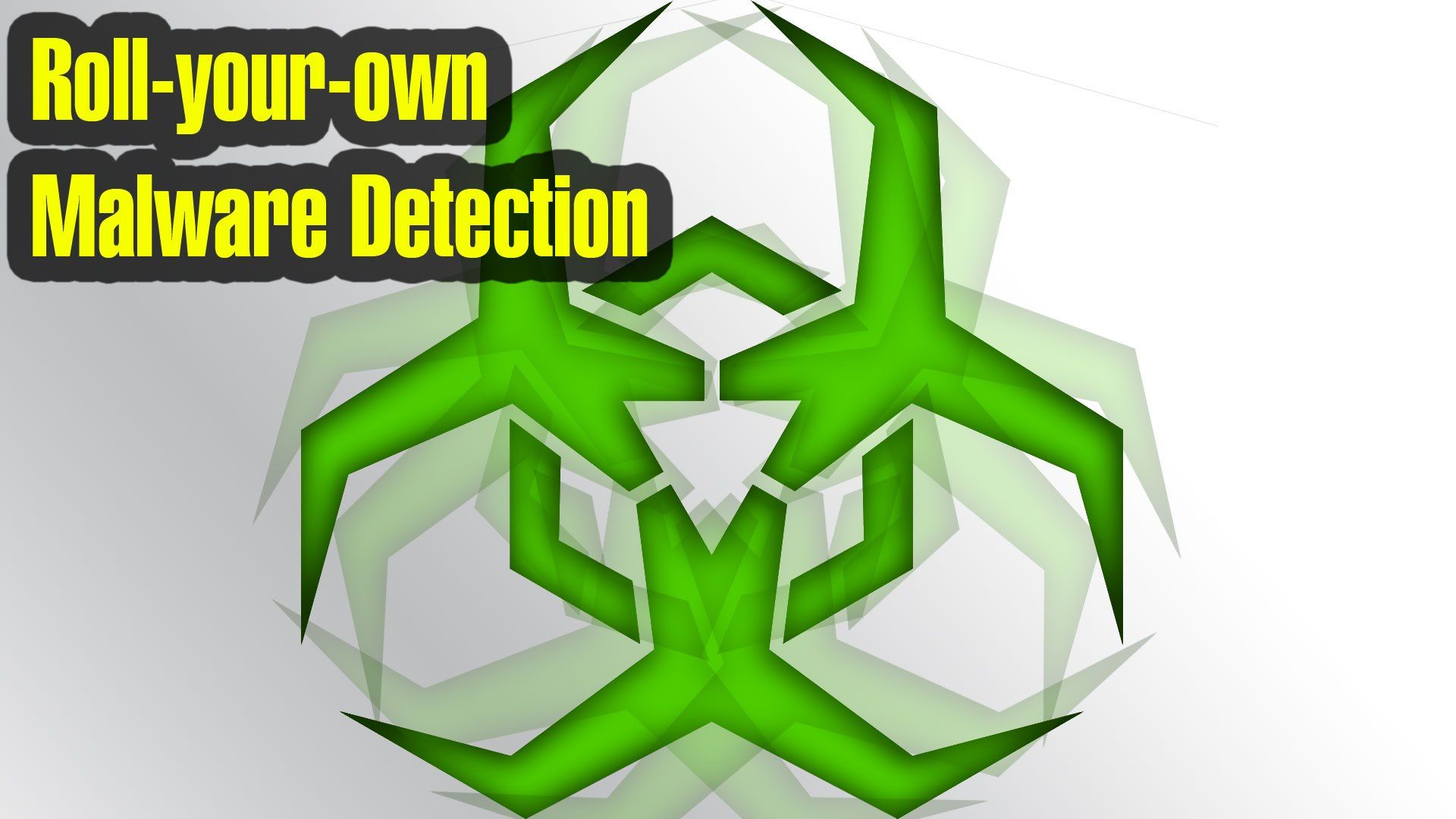 OS X: Roll-your-own Malware Detection