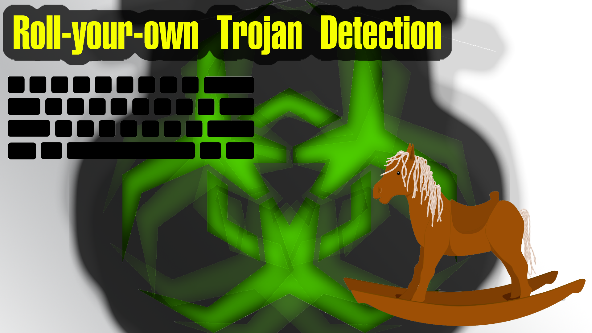 Roll-you-own Ventir Trojan Detector for OS X