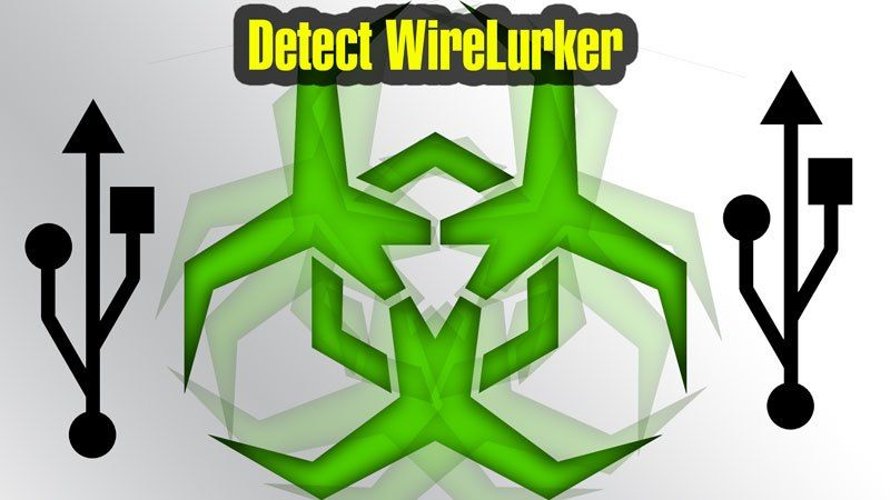 Detecting Wirelurker Malware