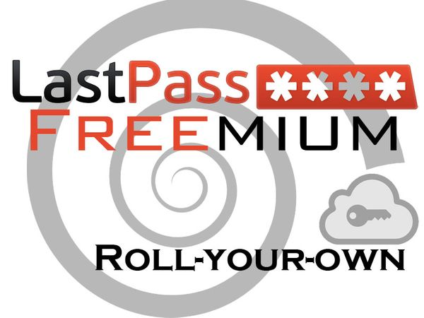 Roll-your-own LastPass Premium